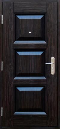 RETRO Dub tmavý - pohľad z vnútra