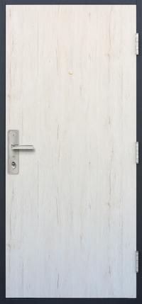 Borovica biela - pohľad z vnútra